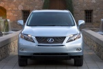 2011 Lexus RX450h in Cerulean Blue Metallic - Static Frontal View