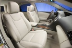 Picture of 2012 Lexus RX350 Front Seats