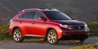 2012 Lexus RX Pictures