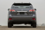 2013 Lexus RX350 in Nebula Gray Pearl - Static Rear View
