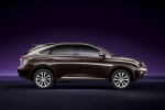 2013 Lexus RX350 in Fire Agate Pearl - Static Side View