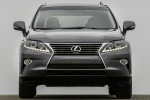 2013 Lexus RX350 in Nebula Gray Pearl - Static Frontal View