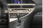 Picture of 2014 Lexus RX350 Center Stack