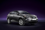 Picture of 2014 Lexus RX450h in Nebula Gray Pearl