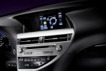 Picture of 2014 Lexus RX450h Dashboard Screen