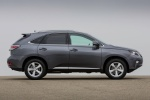 2014 Lexus RX350 in Nebula Gray Pearl - Static Side View