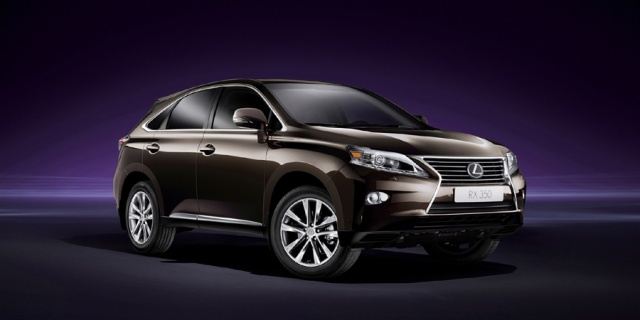 Research the 2015 Lexus RX