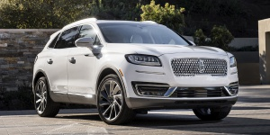 2019 Lincoln Nautilus Pictures