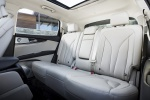 Picture of a 2020 Lincoln Nautilus 2.7T AWD's Rear Seats