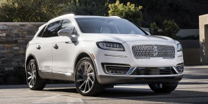 2020 Lincoln Nautilus Pictures