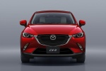 2016 Mazda CX-3 in Soul Red Metallic - Static Frontal View