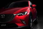 Picture of 2016 Mazda CX-3 Headlight