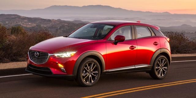 2016 Mazda CX-3 Pictures