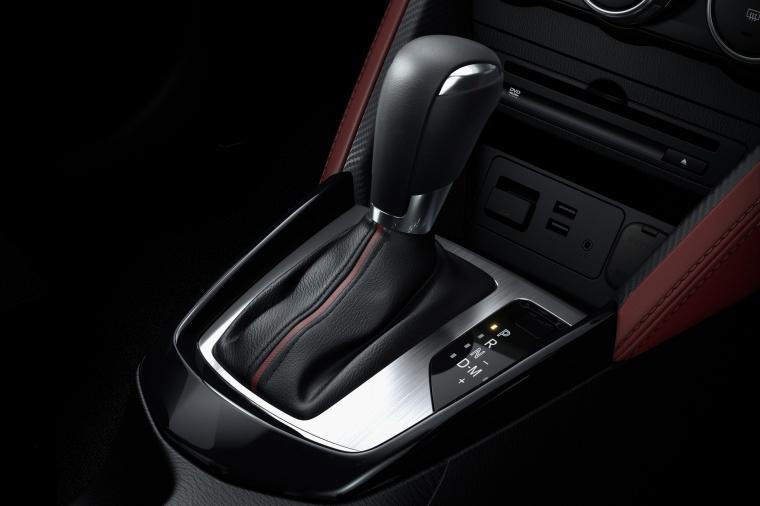 2017 Mazda CX-3 Gear Lever Picture