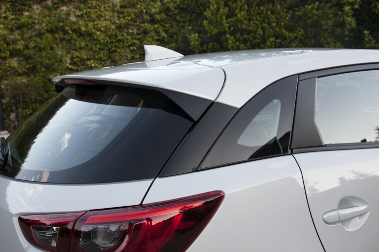 2017 Mazda CX-3 AWD Tail Light Picture