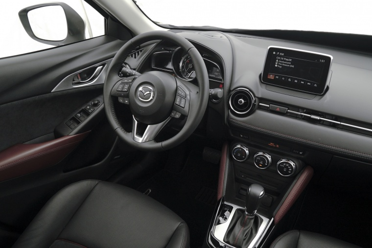 2017 Mazda CX-3 AWD Interior Picture