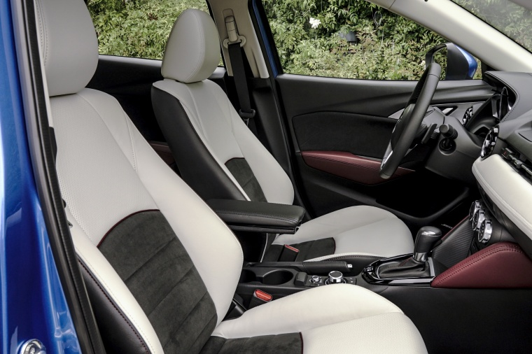 2017 Mazda CX-3 Front Seats