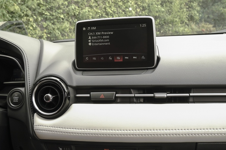 2017 Mazda CX-3 Dashboard Screen Picture