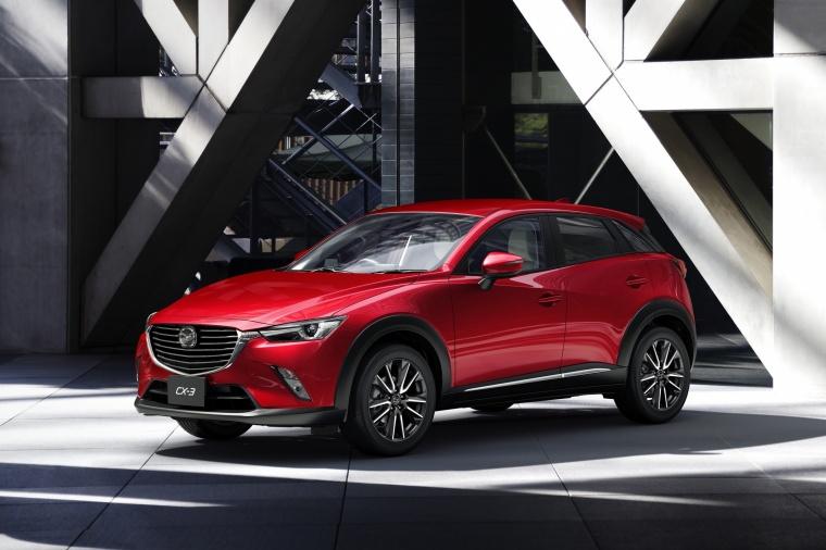 2018 Mazda CX-3 Picture