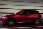 2020 Mazda CX-3 Sport in Soul Red Crystal Metallic - Driving Side View