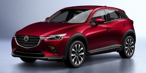 Research the Mazda CX-3