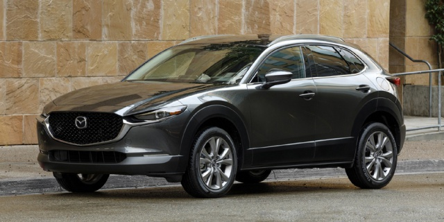Research the 2020 Mazda CX-30