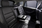 Picture of 2015 Mazda CX-5 Rear Seats in Black