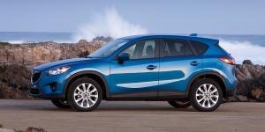 Research the 2015 Mazda CX-5