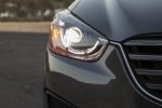 Picture of a 2016 Mazda CX-5's Headlight
