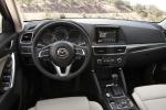 Picture of a 2016 Mazda CX-5's Cockpit
