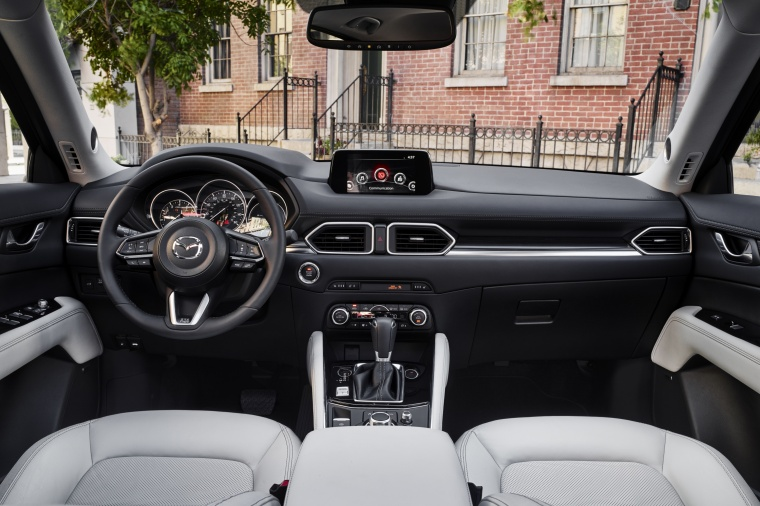 2017 Mazda CX-5 Grand Touring AWD Cockpit