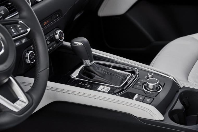 2017 Mazda CX-5 Grand Touring AWD Center Console Picture