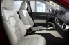 Picture of a 2017 Mazda CX-5 Grand Touring AWD's Front Seats