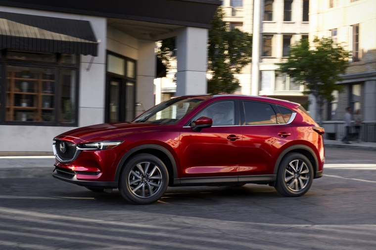 2018 Mazda CX-5 Grand Touring AWD Picture
