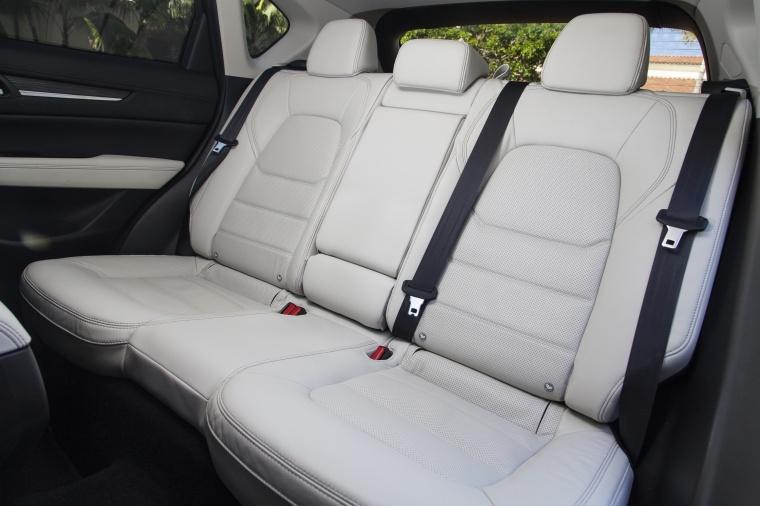 2018 Mazda CX-5 Grand Touring AWD Rear Seats Picture