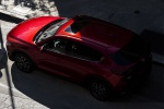 2019 Mazda CX-5 Grand Touring AWD in Soul Red Crystal Metallic - Static Rear Left Three-quarter Top View