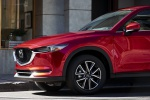 Picture of a 2019 Mazda CX-5 Grand Touring AWD's Front Fascia