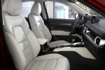 Picture of a 2019 Mazda CX-5 Grand Touring AWD's Front Seats