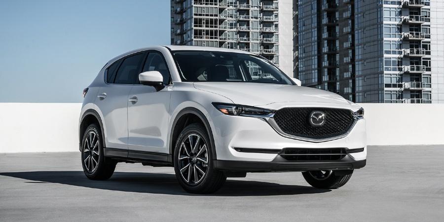 Research the 2019 Mazda CX-5