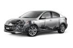 Picture of 2010 Mazda 3s Sedan Technology