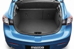 Picture of 2010 Mazda 3s Hatchback Trunk