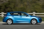 Picture of 2011 Mazda 3s Hatchback in Celestial Blue Mica