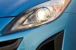 Picture of 2011 Mazda 3s Hatchback Headlight