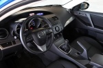Picture of 2012 Mazda 3i Sedan Interior in Black