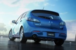 Picture of 2012 Mazda 3i Hatchback in Sky Blue Mica