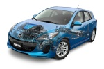 Picture of 2012 Mazda 3i Hatchback Technology