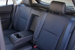 Picture of 2012 Mazda 3i Hatchback Rear Seats in Black
