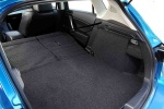 Picture of 2012 Mazda 3i Hatchback Trunk in Black