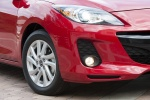 2013 Mazda 3i Sedan Headlight