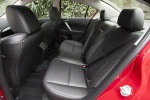 Picture of 2013 Mazda 3i Sedan Rear Seats